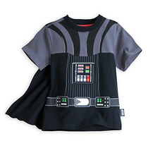 Camiseta Bordada Darth Vader - Tam 5 - Disneystore
