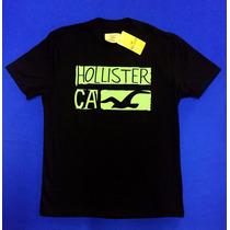 Camisa Hollister Casual, Blusa De Marca, Promoção