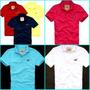 Camisa Polo Kit C/5 Hollister , Abercrombie E Outras Marcas