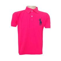 Camisa Masculina Polo Ralph Lauren Varias Cores E Tamanhos