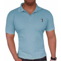 Camiseta Camisa Polo Basic Alleatory (frete Mais Barato)