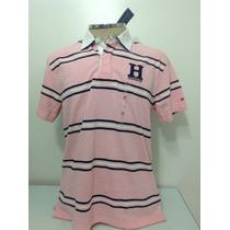 Camisa Gola Pólo Masculina - Tommy Hilfiger
