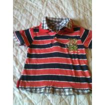 Camisa Menino Sobreposta Baby Club Tam 2
