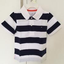 Camisa Polo Infantil Tommy Hilfiger Original Menino Shopshop