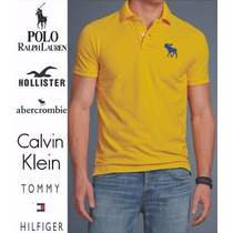 Kit 10 Camisas Polo Hollister Aber Tommy Reserva Lacoste