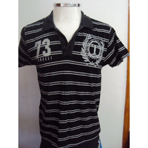 Camisa Listrada Polo Masculino Torelli Sports Wear Tam Gg