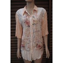 Camisa Feminina Da Hong Collection Tam M