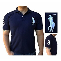 Camisa Camiseta Polo / Aber / Hollister / Ralph / Tommy