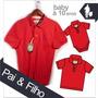 Moda Tal Pai & Filho Camisa Polo Sheepfyeld,original Cores