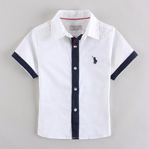 Camisa Infantil Masculina Em Linho Tam 6