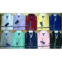 Camisa Masculina Dudalina Algodao Egipcio Lançamento 2015