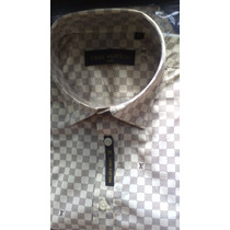 Camisa Social Masculina - Louis | Vuitton