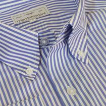 Camisa Manga Longa 100% Algodão Fio 50 02 2004