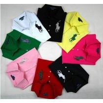 Camisa Polo Ralph Lauren Tommy Feminina Pronta Entrega