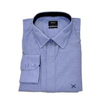 2424 - Camisa Casual Arrow Slim Fit - Algodão Fio 50,