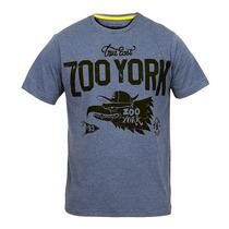 Camiseta Zoo York True East - Azul Escuro