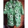 Camisa Florida Para Baile Do Havaí - Masculina (tam G)
