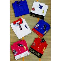 Camisa Polo Marca Ralph Lauren