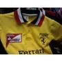 Camisa Polo Infantil Ferrari - Cod 0109