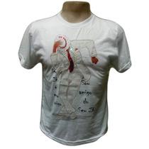 Camisa Bordada Do Seu Zé