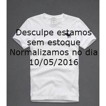 Camisa Básica Masculina Hollister