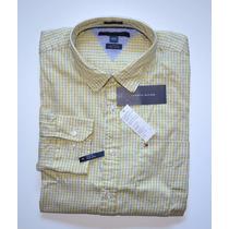 Camisa Social Tommy Hilfiger Tamanho P S Original Promoção