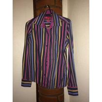 Camisa Feminina Original Dudalina Em Ótimo Estado Tamanho 36