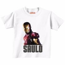 Camisa Infantil Personalizada - Body Tema, Foto, Nome,