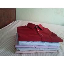 5 Camisas Originais N° 42 De Marca Renomadas.