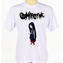 Camisa Camiseta Personalizada Marceline Hora De Aventura