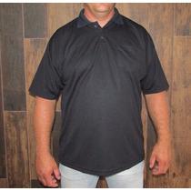 Camisa Pólo Tamanho Grande Dry Piquet Malha Inteligente