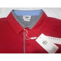 Camisa Polo Importada Lacostte - Cod 00880