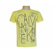 Camisas Calvin Klein Varios Tamanhos E Modelos P M G Gg