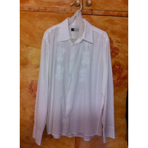 Camisa Fashion Masculina, Trabalhada, Request.