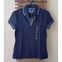 Camisa Polo Feminina - Tommy Hilfiger Original!