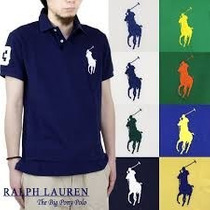 Camisa Polo By Ralph Lauren Big Pony