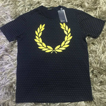 Camiseta Fred Perry Original Sergio K Polo Burberry Osklen !