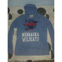 Blusa De Frio - Casaco - Tng - Wildcats - Nebraska - College