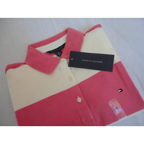 Camisa Polo Tomy Hilfiger Usa Original Feminina Frete Gratis