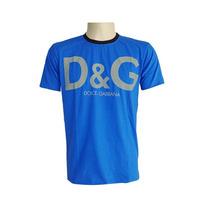 Camisa Dolce & Gabbana Azul