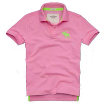 Camiseta Polo Abercrombie & Fitch Original