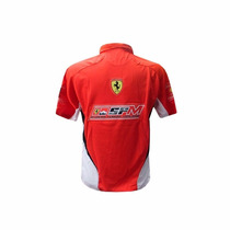 Camisa Polo Puma Ferrari - Frete Grátis. Entrega Imediata