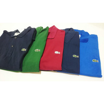 Camisas Lacoste Comprada Em Fort Laudedale(usa) Frete Gratis