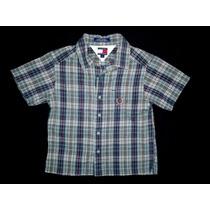 Camisa Social Xadrez Tommy Hillfiger_tam 4_junina,caipira