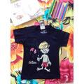 Camiseta Kids Infantil Hollister Surfista Várias Cores!