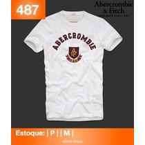 Camisa Camiseta Abercrombie Original - Varejo E Atacado