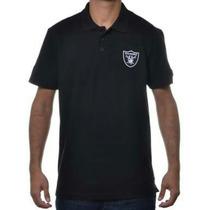 Camisa Polo Bordada Raiders Promoção A Pronta Entrega!