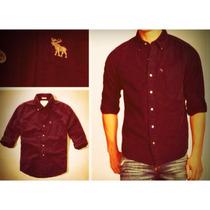 Camisa Abercrombie & Fitch Original Importada