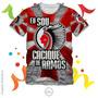 Camisa Helanca Light - Eu Sou Cacique De Ramos