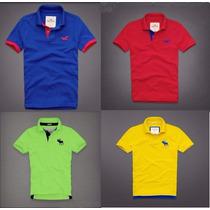 Kit 10 Camisas Réplicas Ótima Qualidade Varias Marcas